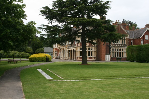 Bletchley Park – From Old to New