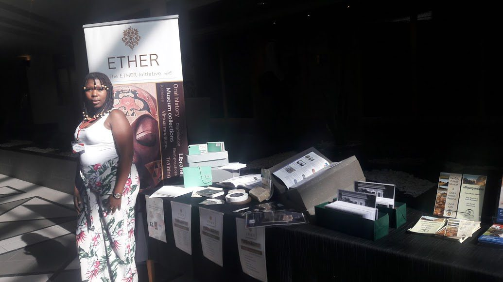 ETHER Conservation at SAMA 2017